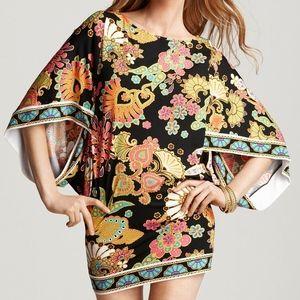TRINA TURK LARGE NANDINI COVER UP DRESS